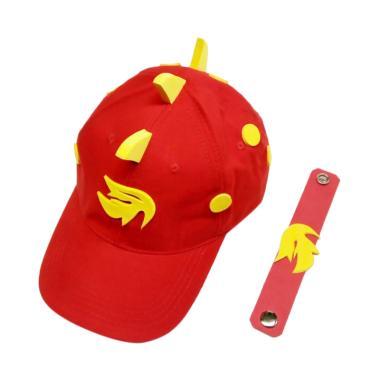 BoBoiBoy Api Topi Anak Laki-laki - Merah