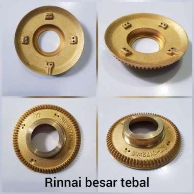 harga Ring Burner TEBAL Model Rinnai besar atau Kanan Kompor gas (NF) multicolor Blibli.com