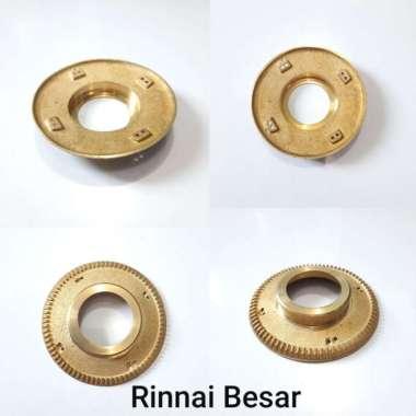 harga Ring Kompor Burner Model Rinnai Besar - Kanan Spare part Kompor gas multicolor Blibli.com
