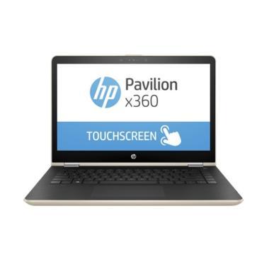 HP Pavilion X360 14-BA091TX 3PT27PA Notebook - Gold