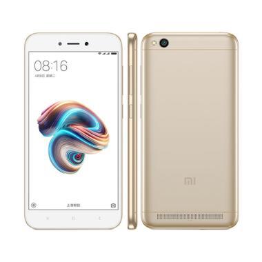 Xiaomi Redmi 5A Smartphone - Gold [16GB/2GB]