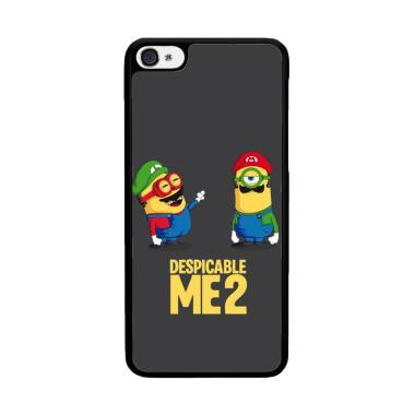 Acc Hp Super Minion Bros O0381 Custom Casing for iPhone 5C