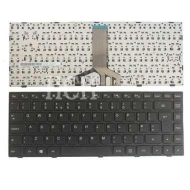 harga Keyboard Lenovo Ideapad 100 14 Inch 100-14IBD Series soket tengah Blibli.com