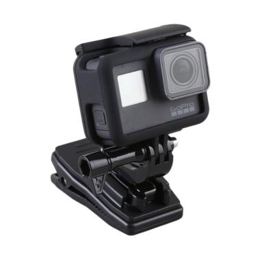 TWD Hard Case with Rotary Clip for GoPro Hero 5 - Black