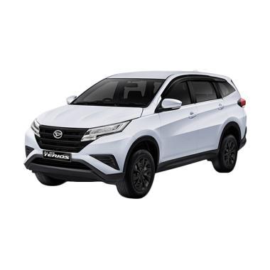 Daihatsu All New Terios 1.5 X STD Mobil - Icy White