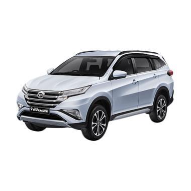 Daihatsu All New Terios 1.5 R Deluxe Mobil - Classic Silver Metallic