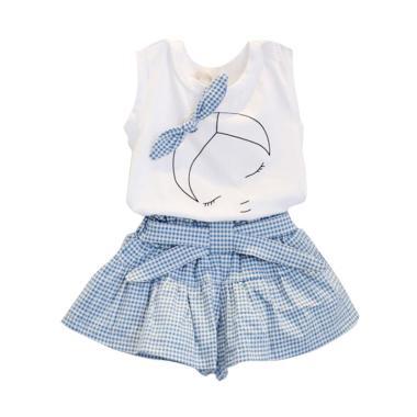 CHICLE Setelan Baju Anak Perempuan