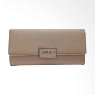 Jims Honey Amalia Dompet Wanita - Softpink