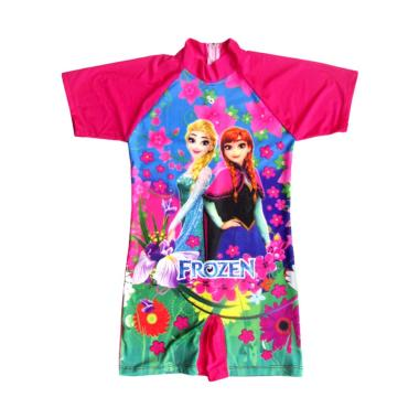 Rainy Collections Karakter Frozen Baju Renang Diving Anak [Size TK]
