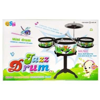 harga Promo Jazz Drum Mini Mainan Musik Anak Berkualitas Blibli.com