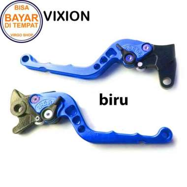 harga Aksesoris Vixion Handle REM Variasi Motor FULL CNC Vixion GOLD Blibli.com