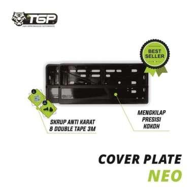 harga Cover Plat Nomor Motor NEO TGP Aksesoris Variasi Honda Beat Vario Nmax Blibli.com