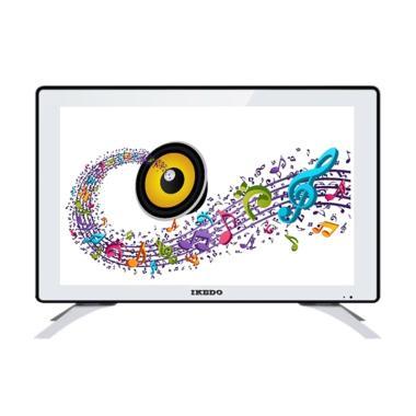 IKEDO LT 24F1U TV LED - Putih [24 Inch]