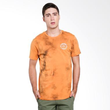 3SECOND Men T-Shirt Pria - Yellow [1.85.11.17.12]
