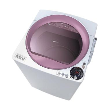 SHARP ESM805PWR Top Loading Washer Mesin Cuci