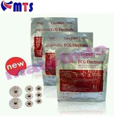 harga [✅COD] Onemed OneDot ECG Electrode Bayi Pak isi 50 - Blibli.com