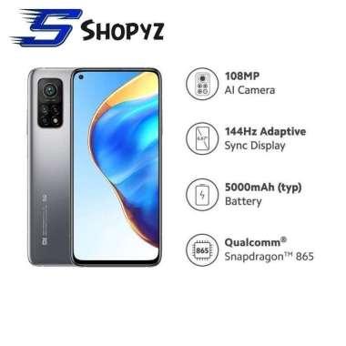 harga Xiaomi Mi 10T Pro 8/256GB - Snapdragon 865 5G - 108MP AI Triple Camera Aurora Blue Blibli.com