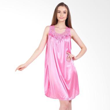 You've Beca 23 Sleepwear Sweety  Dress Baju Tidur Wanita - Pink