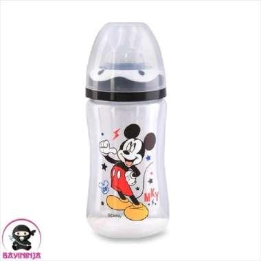 harga Dijual LUSTY BUNNY DISNEY Wide Neck Bottle Botol Susu Bayi 250 ml - DMM 2021 Murah Blibli.com