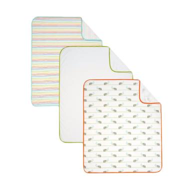 Mothercare Hello Friend Jersey Blankets [3 Pack]
