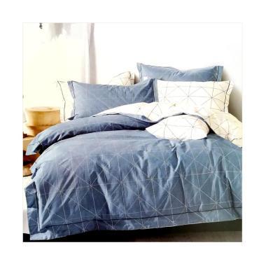 Melia Bedsheet J-4086 Katun Jepang Bed Cover