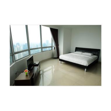Travelio IQW6IKLW Denpasar Residenc ... gan City [2 BR] (1 Bulan)