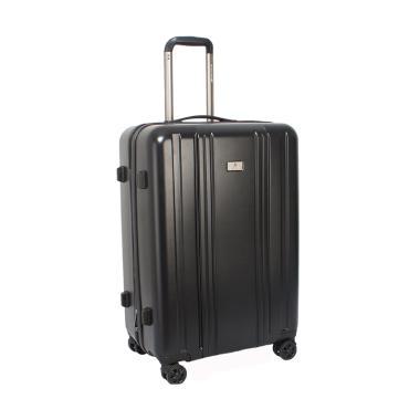 Navy Club CHGH Hardcase Fiber PC Re ... er - Hitam [Size 24 Inch]