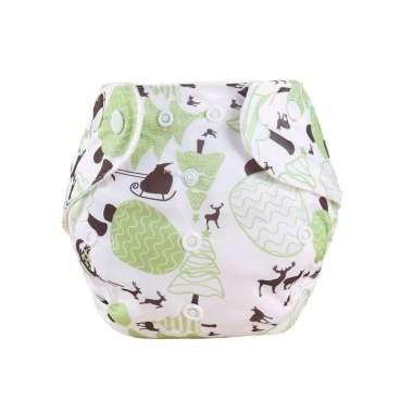 harga OEM RB-P1 Motif POPOK Bayi Kain Kancing Cloth Diaper Clodi Bayi Dapat Dicuci / Popok Karakter POPOK POHON HIJAU Blibli.com