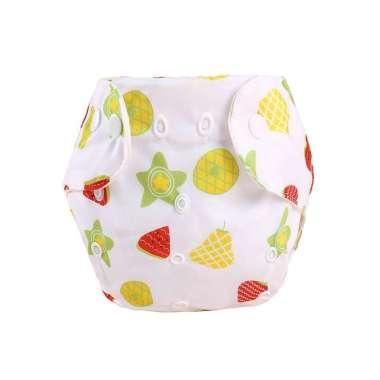 harga OEM RB-P1 Motif POPOK Bayi Kain Kancing Cloth Diaper Clodi Bayi Dapat Dicuci / Popok Karakter POPOK BUAH HIJAU Blibli.com