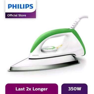 harga Philips Setrika HD 1173/70 Green Dry Iron Blibli.com