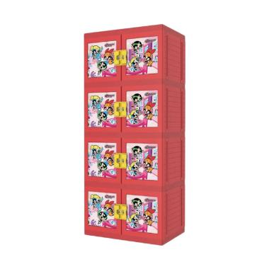 Naiba MPC Printing 9863 PPR Power P ... astik Lemari Pakaian Anak