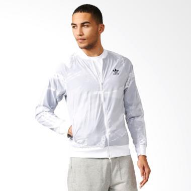 adidas Los Angeles Mens Track Top Jaket Olahraga Pria [BP8975]