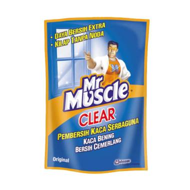 MR. MUSCLE 318000000 Liquid Pouch P ... a - Blue [440 mL/ 24 pcs]