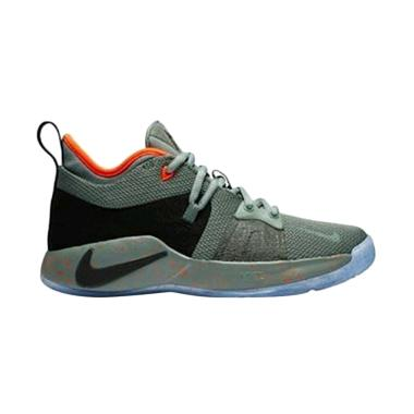 Nike PG 2 AS BG Sepatu Basket Pria - Green