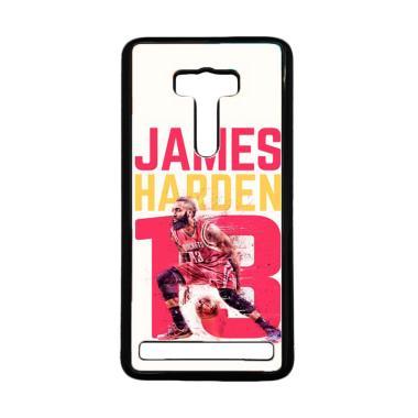 Acc Hp James Harden 13 Z4921 Custom ...  Zenfone 2 Laser 5.5 Inch
