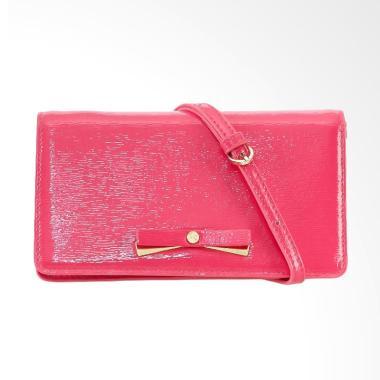 Gobelini Romanus Wallet Crossbody Sling Bags - Pink