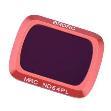 harga Lens ND Filter Set Compatible for DJI MAVIC AIR 2 Pro Camera Lens Set ND8/ND16/ND32/ND64-PL Waterproof Oilproof - ND64-PL Blibli.com