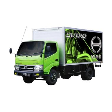 harga Hino Dutro 110 SDL 4.0 Diesel M/T Mobil Bak Custom - Green [Jadetabek] Blibli.com