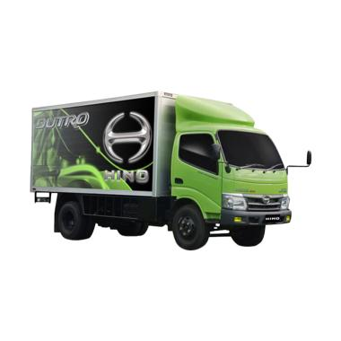 harga Hino Dutro 130 MDL 5.1 4.0 Diesel M/T Mobil Box Custom - Green [Jadetabek] Blibli.com
