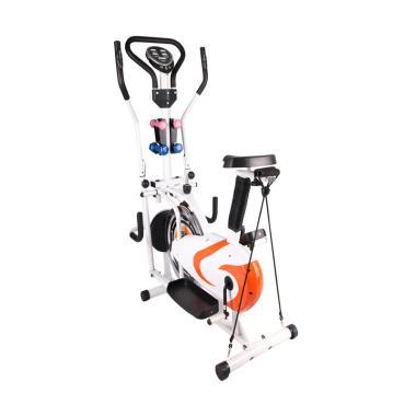 iReborn 802i Orbitrac Elliptical Peralatan Fitness