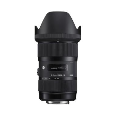 Sigma 18-35mm F-1.8 DC HSM ART Lens for Canon