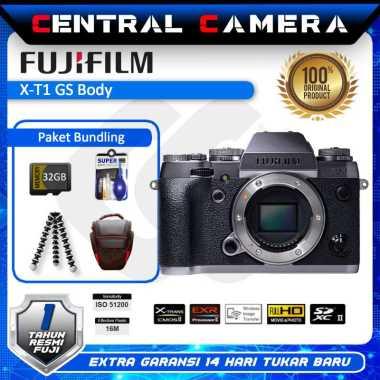 harga Fujifilm X-T1 GS XT1 GS Body Only Mirrorless Digital Camera Blibli.com