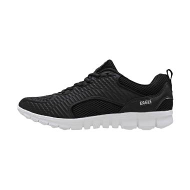 Eagle Rico Lifestyle Sepatu Lari Pria - Black