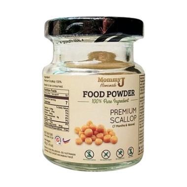 MOMMYJ Homemade Premium Scallop Powder Bubuk Kerang [40 Gr]