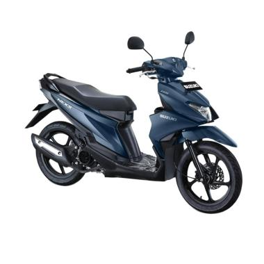 Suzuki Nex II FI Elegant Premium Sepeda Motor [VIN 2018-OTR Jadetabek]