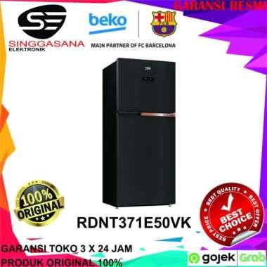 harga LEMARI ES BEKO RDNT371E50VK Blibli.com