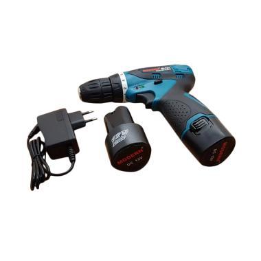 MODERN M-12V Mesin Bor Cordless Drill [1 Baterai]
