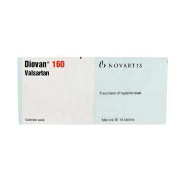 harga Diovan 160 mg Obat Hipertensi [14 Tablet Per Strip] Blibli.com