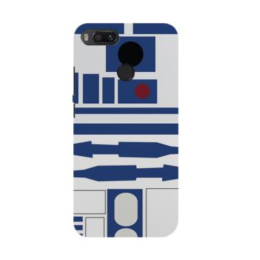 Acc Hp Blue R2D2 Star Wars E0287 Custom Casing for Xiaomi Mi 5X