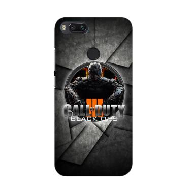Acc Hp Call Of Duty Black Ops3 L0329 Custom Casing For Xiaomi Mi5 X
